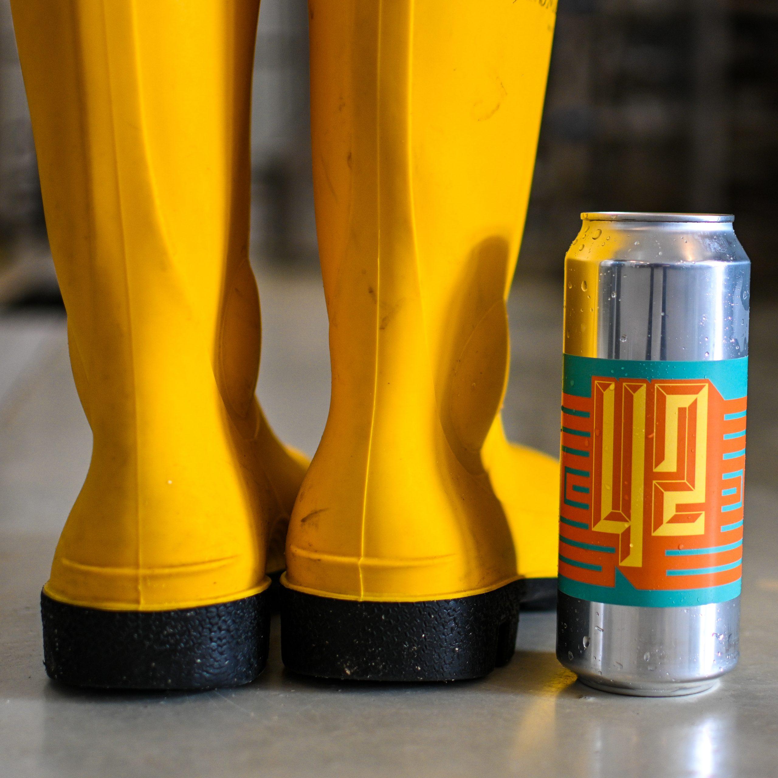Big boots big beers